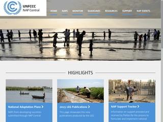 UNFCCC NAP Central