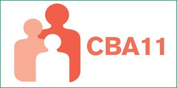 CBA11 conference logo