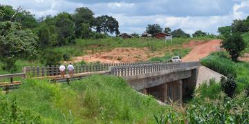 Mozambique bridge