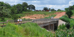 Mozambique bridge